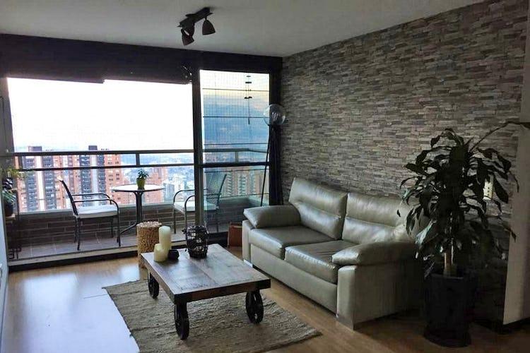 Portada Apartamento en Loma de Los Gonzalez, Poblado - Tres alcobas