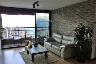 Apartamento en Loma de Los Gonzalez, Poblado - Tres alcobas