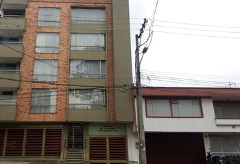 Apartamento en Nicolas de Federman, Teusaquillo - Dos alcobas