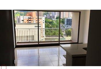 Apartamento en Venta loma de los bernal Medellin - 51 mts, 2 habitaciones.