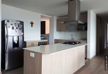 Apartamento en loma de san jose sabaneta - 128 mts, 2 parqueaderos.