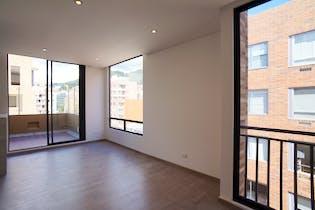 Apartamento en Santa Barbara Oriental de 52 mts más 13 mts de terraza, sexto piso