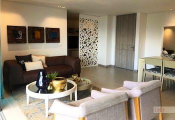 Apartamento para estrenar en  St Laurent  envigado - 101 mts, 2 parqueaderos.