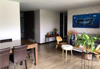 Apartamento en venta en El Poblado de 126m² con Jardín...
