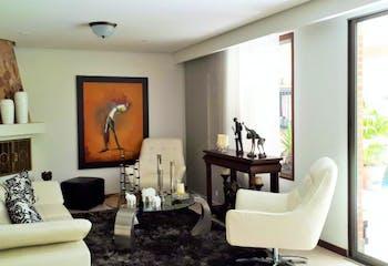 Casa en El Tesoro, El Poblado - 223mt, duplex, tres alcobas