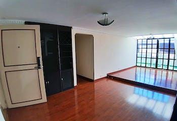 Apartamento en venta en Belmira Usaquén de 2 alcobas
