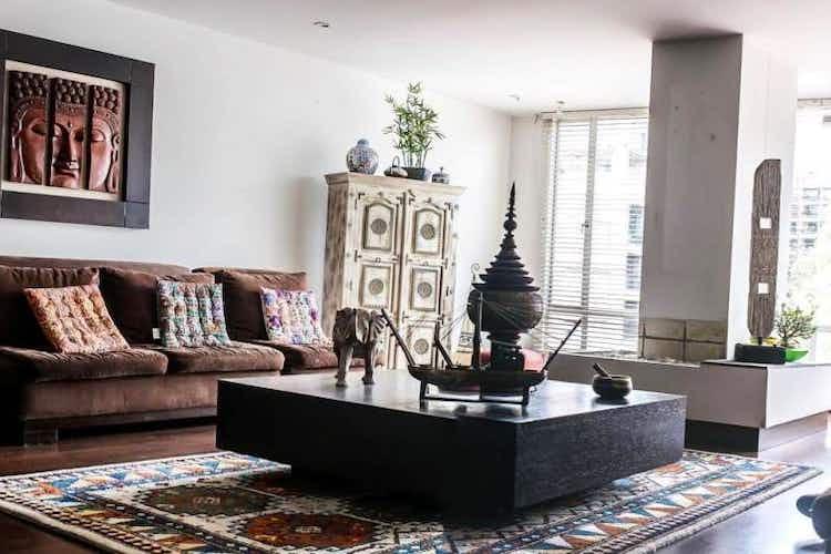 Portada Apartamento en Santa Paula, Santa Barbara - 172mt, tres alcobas, chimenea