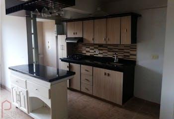 Apartamento Rodeo Alto - Medellin, cuenta con tres habitaciones.