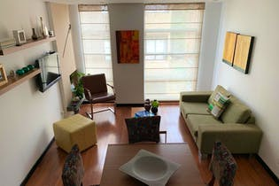 Apartamento en San Patricio, Santa Barbara - 74mt, dos alcobas, balcón