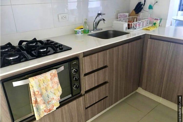 Foto 6 de Apartamento  Ciudad del rio - Medellin, cuenta con tres habitaciones