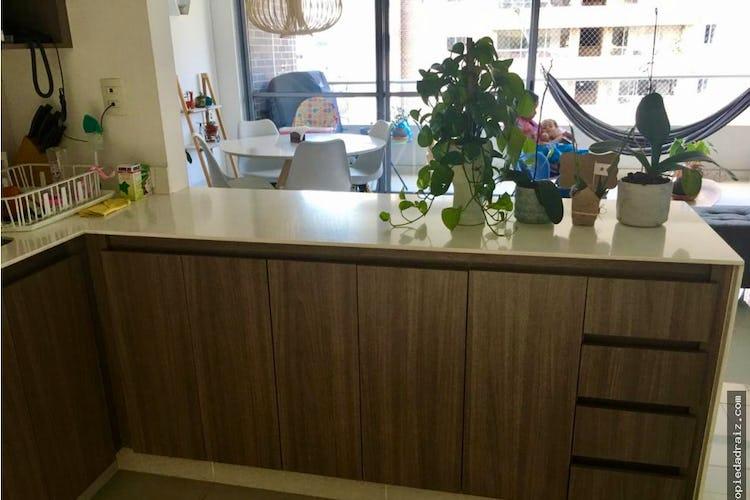 Foto 8 de Apartamento  Ciudad del rio - Medellin, cuenta con tres habitaciones