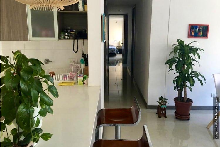Foto 9 de Apartamento  Ciudad del rio - Medellin, cuenta con tres habitaciones