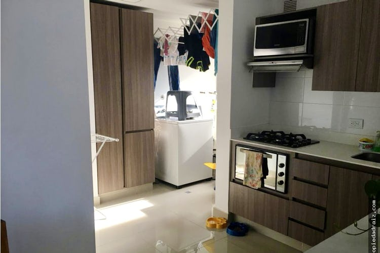 Foto 10 de Apartamento  Ciudad del rio - Medellin, cuenta con tres habitaciones