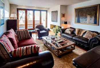 Apartamento en Rosales de 3 hab, 285 mts2