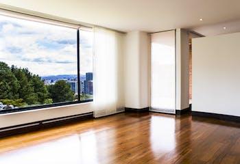 Guadalquivir, Apartamento en Usaquen de 3 hab, 370 mts2