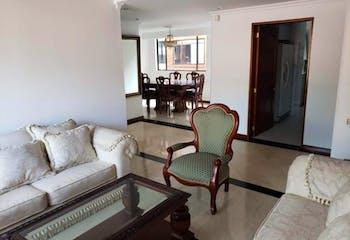 Apartamento En Bogota Cedritos-Usaquén, cuenta con tres habitaciones