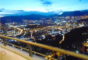 Apartamento en La Loma del Indio, Medellin - Tres alcobas