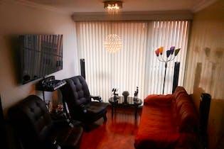 Apartamento Hayuelos, Modelia - 73mt, tres alcobas, balcón