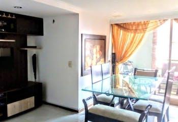 Apartamento en Sabaneta, Aves María con 3 habitaciones y 2 balcones - 115 mt2.