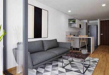 Almagro, Apartamentos en venta en Barrio Chapinero 36m²