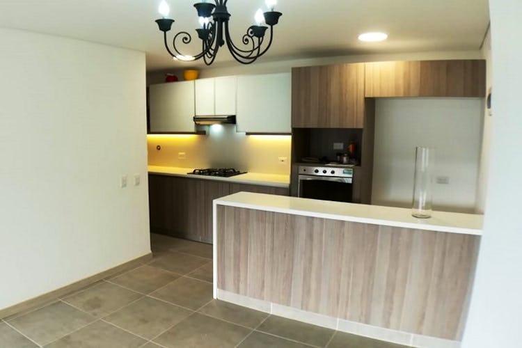 Foto 1 de Apartamento en Loma de las Brujas, Envigado - 114mt, dos alcobas