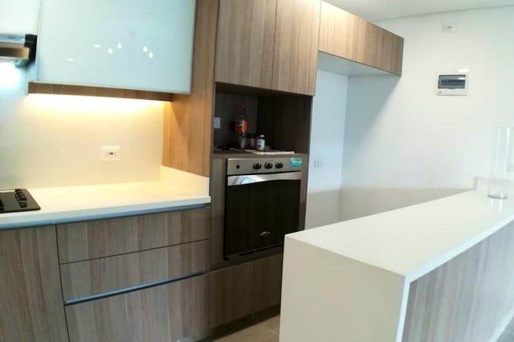Foto 2 de Apartamento en Loma de las Brujas, Envigado - 114mt, dos alcobas
