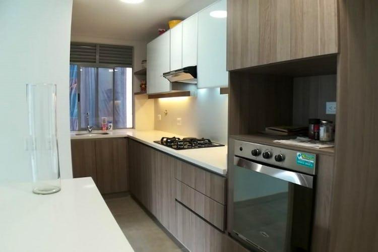 Foto 3 de Apartamento en Loma de las Brujas, Envigado - 114mt, dos alcobas