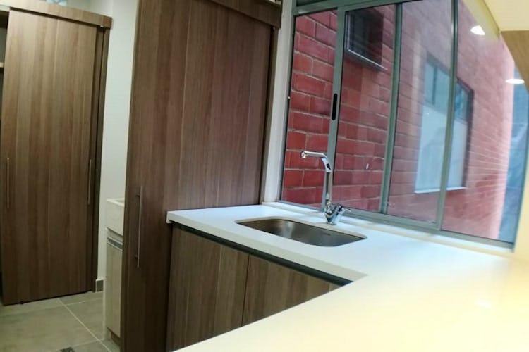 Foto 4 de Apartamento en Loma de las Brujas, Envigado - 114mt, dos alcobas