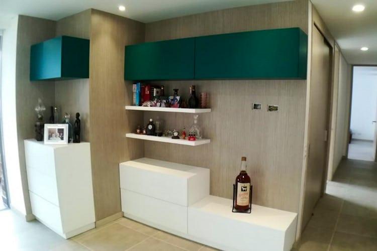 Foto 10 de Apartamento en Loma de las Brujas, Envigado - 114mt, dos alcobas