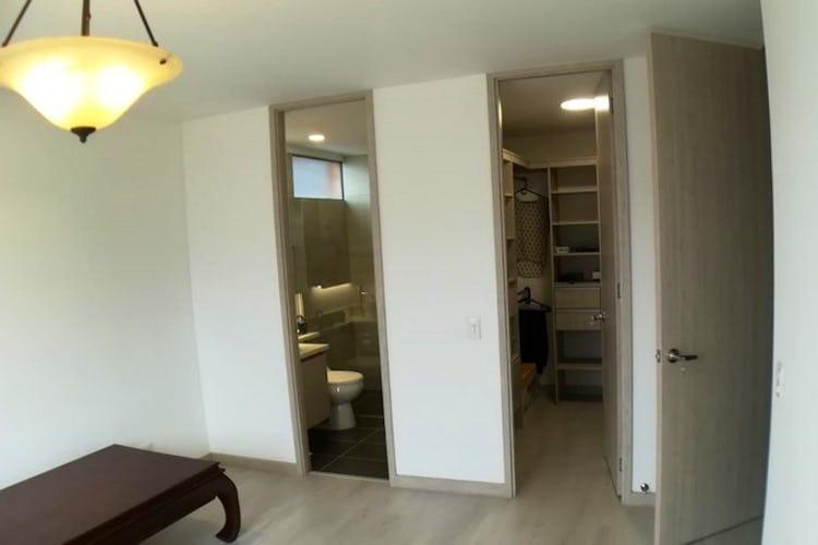 Foto 13 de Apartamento en Loma de las Brujas, Envigado - 114mt, dos alcobas