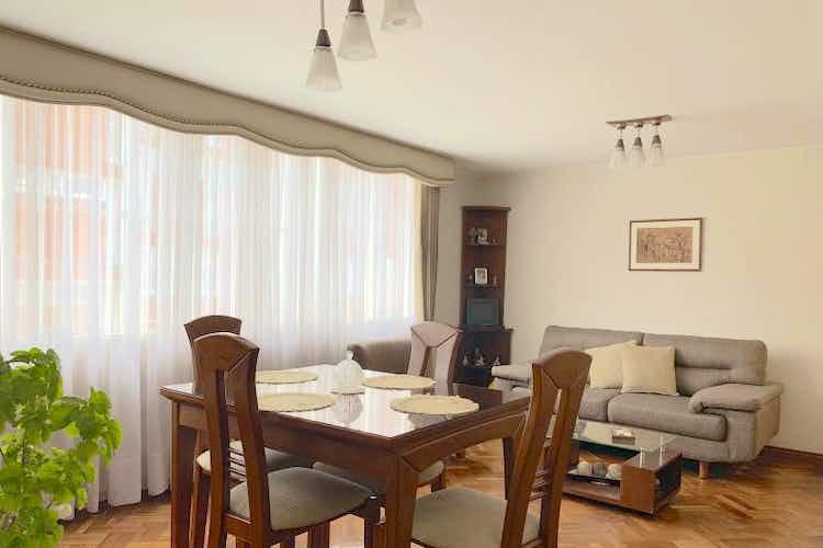 Portada Apartamento de 66,57 m2 en Nicolás De Federmán - 2 Habitaciones
