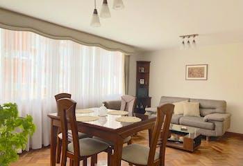 Apartamento de 66,57 m2 en Nicolás De Federmán - 2 Habitaciones