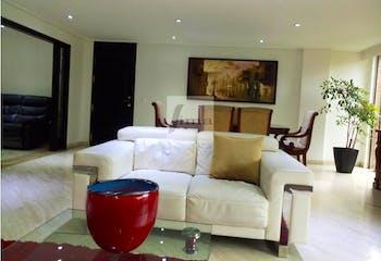 Apartamento de 185m2 en el Poblado, el Tesoro - con tres habitaciones