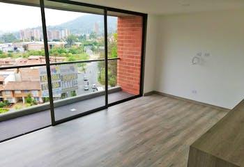 Apartamento en Suramerica, Itagui - 62mt, dos alcobas, balcón