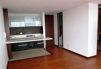 Apartamento en venta en Chapinero Alto de 46m² con Gimnasio...