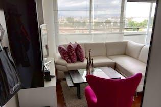 Apartamento de 82m2 en La Uribe, Bogotá - con tres alcobas