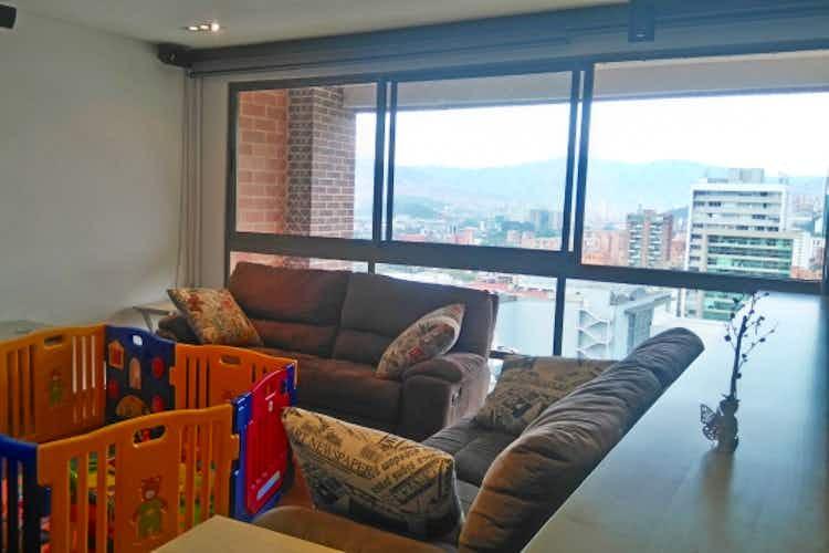 Portada Apartamento en Milla de Oro, El Poblado con 3 ahbitaciones - 229 mt2.