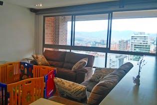 Apartamento en Milla de Oro, El Poblado con 3 ahbitaciones - 229 mt2.
