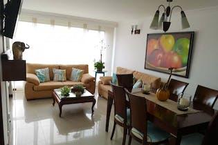 Apartamento En Bogota -Dardanelo, Toberín - tres habitaciones , 79m2.