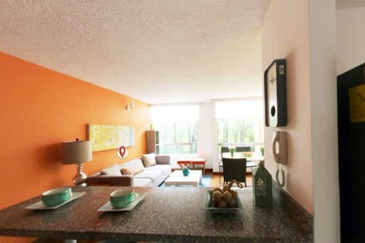 Portada Apartamento En Bogota - Castilla, Fontibón- con tres habitaciones- 65,62m2.