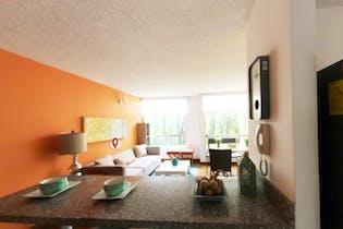 Apartamento En Bogota - Castilla, Fontibón- con tres habitaciones- 65,62m2.