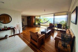 Apartamento de 183m2 en El Poblado, La Concha - con cuatro alcobas