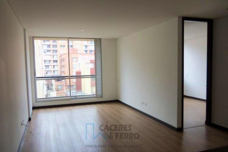 Portada Apartamento en Cedritos-Usaquén con 1 habitación y garaje - 59,25 mt2.
