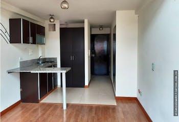 Aparta-estudio Galerias - Bogota,teusaquillo, Palermo. Cuenta Con 1 Habitación, 22m2
