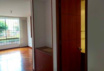 Apartamento de 123m2 en Colina Campestre, Bogotá - con tres habitaciones