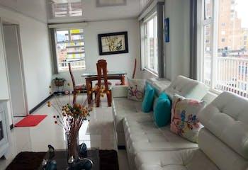 Apartamento en venta en Palermo de 4 hab.