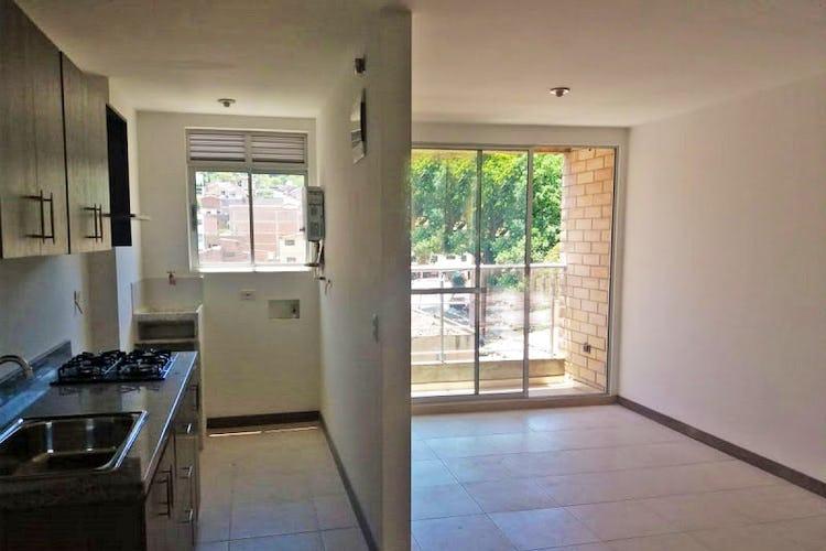 Foto 2 de Apartamento en  La Estrella con 3 habitaciones - 64 mt2.