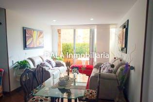 Apartamento En Chia - Cundinamarca, Cuenta Con Tres Habitaciones