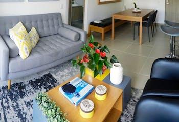 Apartamento en La Ceja, La Ceja - 48mt, una alcoba, balcón