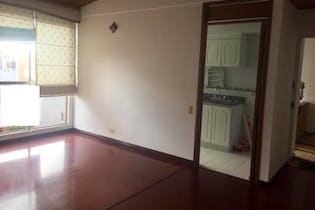 Apartamento en Bogota Hayuelos - 62 mts, 3 habitaciones.